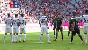 Sané brager frispark i kassen - 1-0 til Bayern mod Bochum