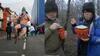 Everton-fan tager 'Stigminoen' til et helt nyt niveau! Går 1000 miles KUN iført speedos