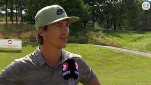 'Det var rigtig fedt for mig at få lov til at komme ud og spille denne her turnering'