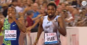Løber FANTOMTID i Lausanne - er dette den nye Usain Bolt?