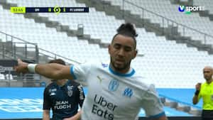 'That is a magnificent volley' - Dimitri Payet scorer supermål for Marseille