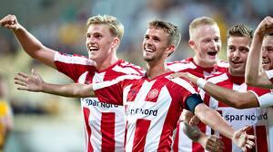 Lodtrækning til pokalen: AaB, AGF, FCK og OB i lokalbrag - Brøndby møder divisionshold
