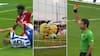 Forfærdelige Lyngby-minutter: Straffespark, klart rødt kort og målmandsdrop - se det hele her