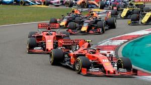Mercedes i ny triumf, Ferrari-duo i direkte duel og Haas-nedtur - Palshøj og Kiesa analyserer søndagens GP i Kina