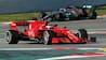 Overblik: Sådan tester F1-kørerne i dag