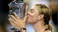 Officielt: Maria Sharapova stopper karrieren