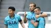 Harry Kane runder 200 Tottenham-kasser i 3-1-sejr over Newcastle - se det hele her