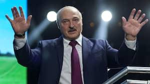 Hviderussisk præsident insisterer på VM-værtskab: 'Vi holder det bedste verdensmesterskab'
