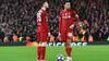 Iskoldt: Liverpool-back imponerer til træning og scorer fra vanvittig vinkel