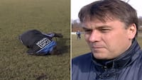 GE-NI-ALT: Poul Hansen og Lyngby ansatte stuntmand for at lære at filme til straffespark