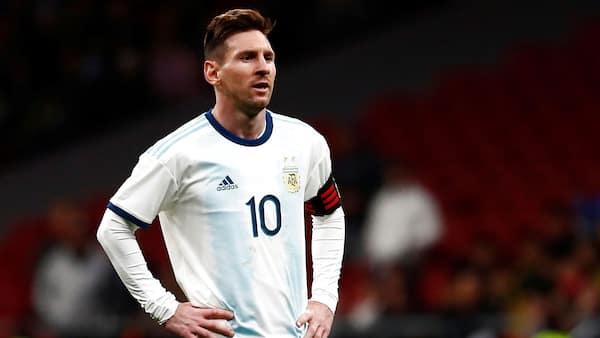 Messis comeback ender i argentinsk nedtur i Madrid
