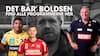 Det Bar' Boldsen: Kom helt tæt på Mensah, Jacobsen og Svan