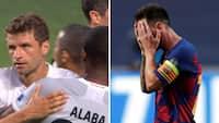 WAS PASSIERT? Bayern München smadrer Barcelona - Müller scorer sit andet mål