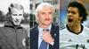 Fem legender optages som nye medlemmer i Hall of Fame