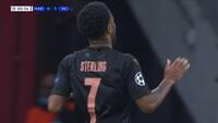 MÅL! Sterling prikker City på 3-0 i Marseille - se det her