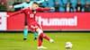 Skadet Hoffenheim-dansker må træne for sig selv