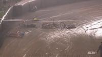Grimt styrt ved par-VM i speedway - 3 kørere ryger ned