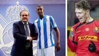 Officielt: Real Sociedad henter Dortmund-stortalent – Bliver Andreas Skov Olsen den næste?