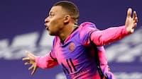 Mbappé fortsætter målform i vild fransk storkamp - se alle målene