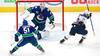 Brayden Schenn sikrer Blues sejr over Canucks i OT - se højdepunkterne