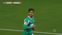 Werder Bremen scorer to sene mål og tager stort skridt væk fra bunden