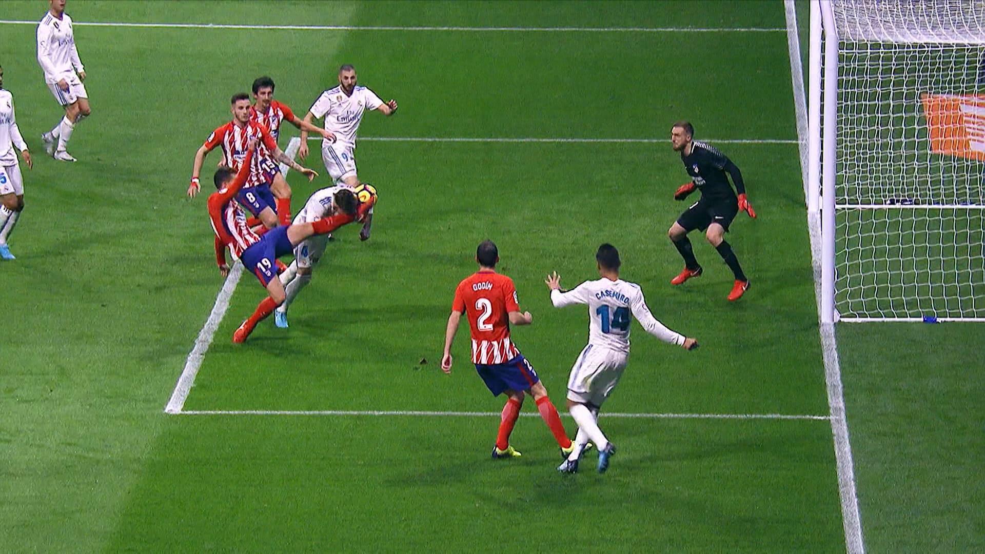 Ronaldo kom med ett skamt