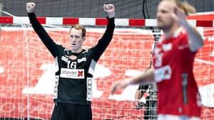 Fire sejre i fire kampe: Svensk keeper storspiller for Aalborgs i Champions League-brag