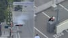 Gigantisk drama i Baku: Dækeksplosion koster sejren for Verstappen