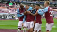 Fornals bringer West Ham på 1-0
