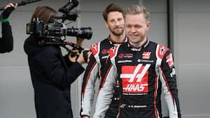 Palshøj og Kiesa mindes: Kevin Magnussen og Haas havde en stor dag i Østrig