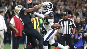 Spektakulær dommerfejl kostede Saints en plads i Super Bowl - i aften kan de få en lille revanche