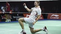Axelsen vinder kvartfinale og møder verdensmester i Tokyo