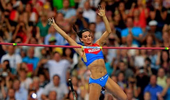 IOC støtter OL-udelukkelsen af russiske atletikudøvere