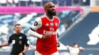 Alexandre Lacazette tordner Arsenal på 1-0 mod Spurs