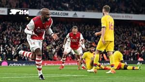 Arsenal redder uafgjort i sidste sekund i London-opgør