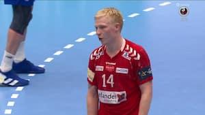 Aalborg Håndbold laver historisk resultat i Champions League - se afslutningen på kæmpedrama