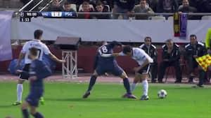 Svinestregernes dag: Zlatan tramper modstandere ned - Pogba ser rødt efter grim stempling