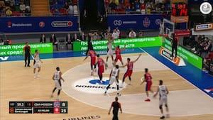 Shields vandt danskerbraget i EuroLeague: Se hans højdepunkter her