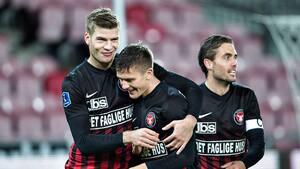 Tidligere FC Midtjylland-spiller steget 53 millioner kroner i værdi på ti måneder