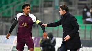 Drømmedebuten spoleret: Pochettino og PSG slider sig til 1-1 mod Saint-Etienne
