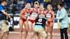 Danske kvinder løb sig til sjetteplads i Lausanne - se hele løbet her