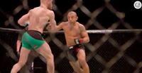 OH MY GOD: Conor McGregor sendte José Aldo til drømmeland på 13 sekunder