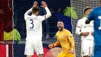 Juventus taget på sengen: Lyon holder rent bur og snupper overraskende sejr - se højdepunkter her