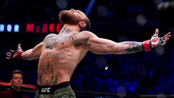 Conors kanoncomeback: McGregor stopper Cerrone på 40 sekunder
