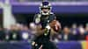 Lamar Jackson kaster FEMTE touchdown - så begynder Ravens-fansene på velkendt sang