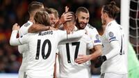 Trods lynstart af Madrid - El Clásico ender med remis