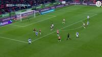 Jens Odgaards flotte sæson fortsætter: Se angriberens med sit 5. sæsonmål mod storklub