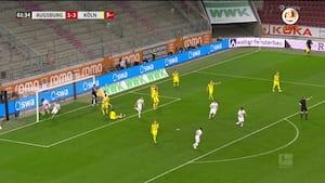 Comeback på vej? Augsburg vender 0-3 til 2-3
