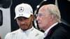 Hamilton i sorg: Tidligere Mercedes-boss Jürgen Hubbert er død - 81 år gammel