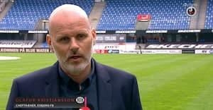 Esbjerg fyrer Olafur Kristjansson efter misset oprykning